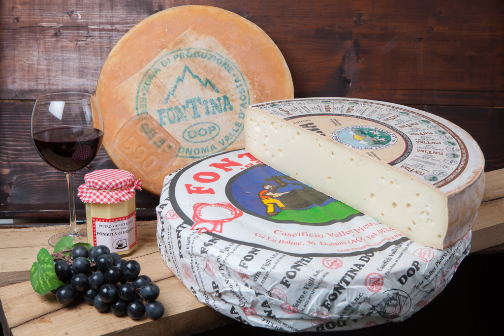 Valle D'Aosta Cheeses
